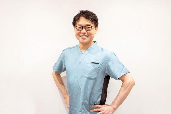 経験豊富な担当医
